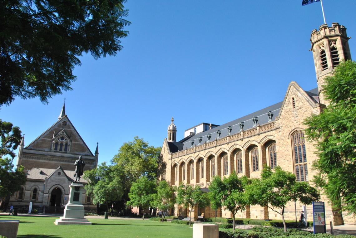 Ảnh: Trường đại học Adelaide Nguồn: Internet