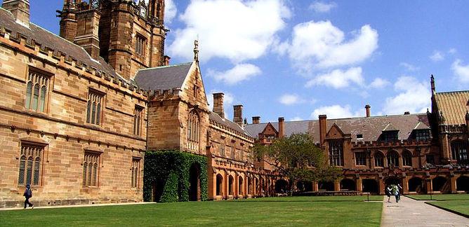 Ảnh: Trường đại học Quốc gia Úc Nguồn: Internet